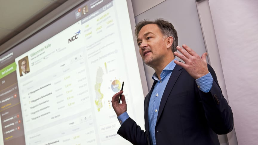 Utvecklingsdialog om nya säljverktyget Projektbevakning från Svensk Byggtjänst