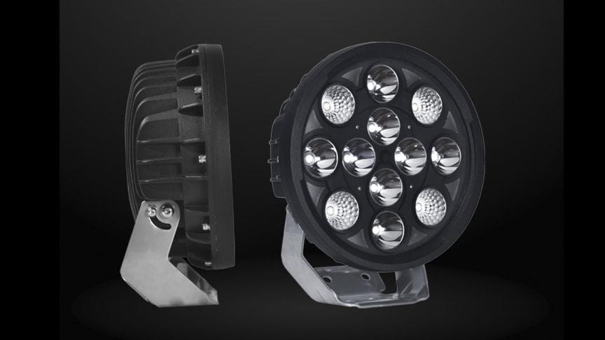 BriodLights Ultra extraljus 246 mm sätter standarden för vad som är riktigt bra ljus.