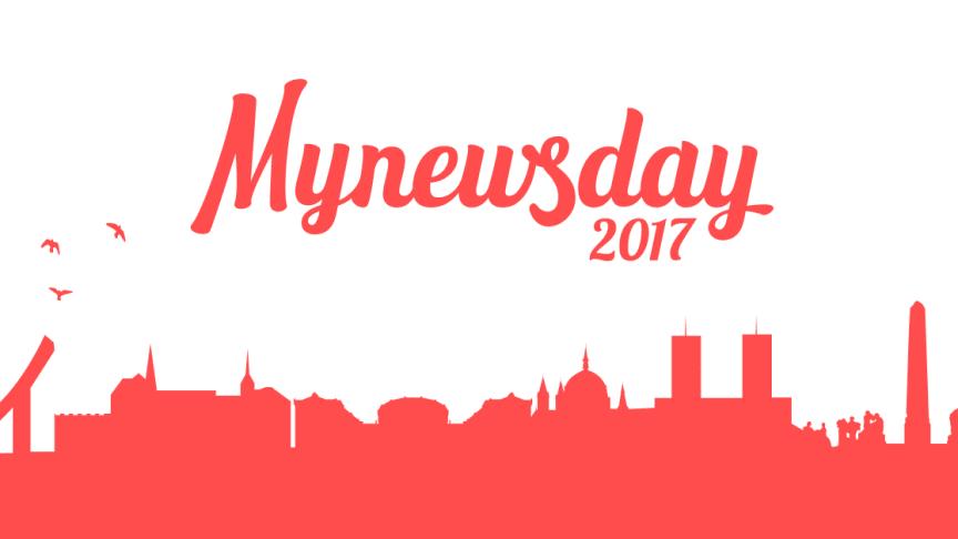 Mynewsday 2017 logo