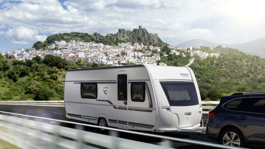 Bianco Saison 2021 von Fendt-Caravan