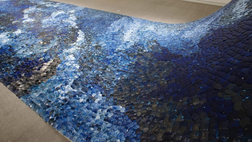 Vigeland-museet viser samtidskunst med Lin Wang høsten 2019 / vinter 2020. (Foto: Verena Winkelmann)