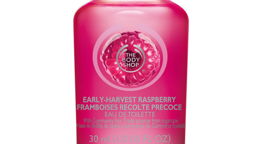 Early-Harvest Raspberry EdT