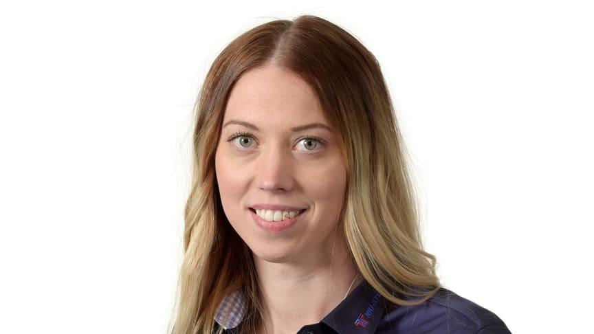 Medarbetarintervju med Petra Hanzon