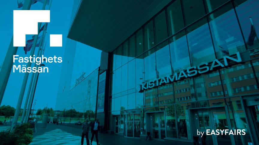FastighetsMässan Stockholm flyttas till november 2021