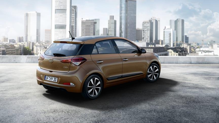 Dette er nye Hyundai i20