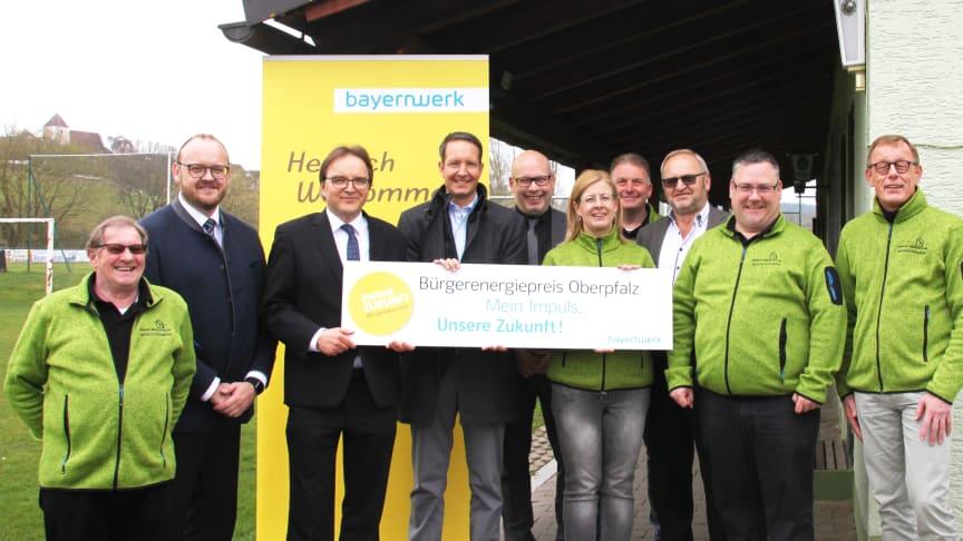 Energiehelden gesucht - Auftakt Bürgerenergiepreis Oberpfalz 2019
