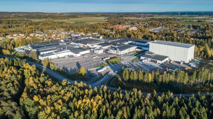 Dafgårds bygger ny fabrik i Källby för produktion av framtidens helt växtbaserade charkprodukter