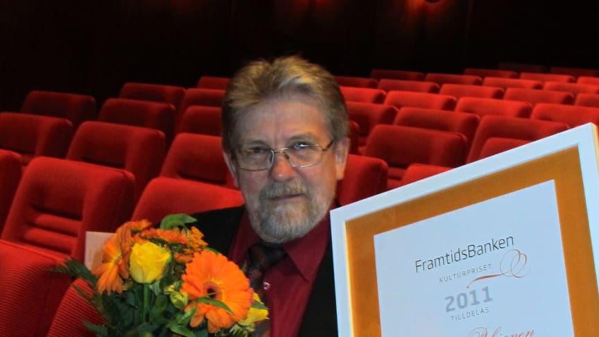 Sparbanken Nords Kulturpris 2011 till Bengt Pohjanen