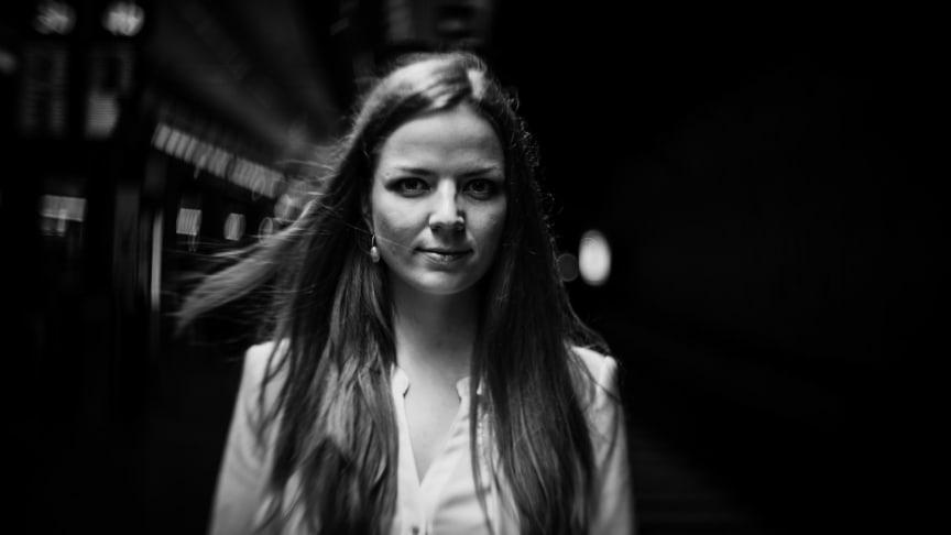 Cecilia Damström (foto: Marte Veian)
