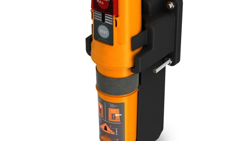 Digital Deep Sea S1000 AIS Smart SART - Now IMO approved and delivering affordable safety