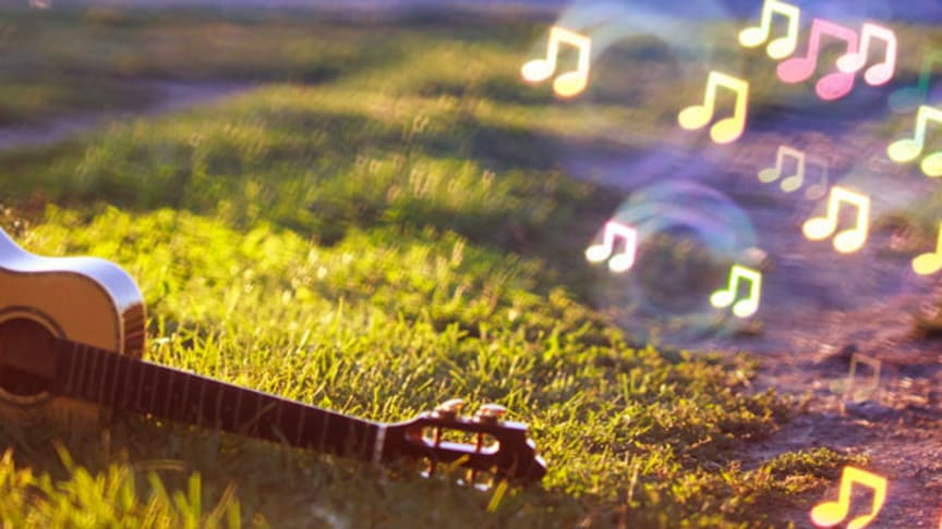 Har du saknat livemusik? Beställ ett kostnadsfritt musikogram med sommarlovsbandet. Foto: Getty