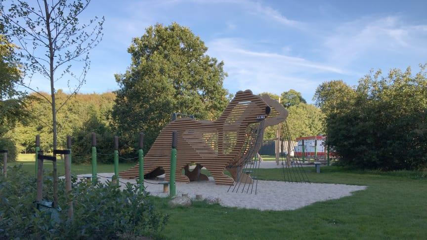 Mød odderen, fisken og insekterne i Holsted Å-Park