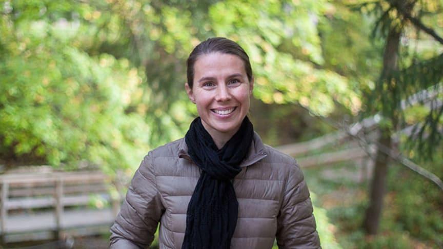 Marita Wallhagen, projektledare, arkitekt och biträdande universitetslektor i miljöteknik vid Högskolan i Gävle