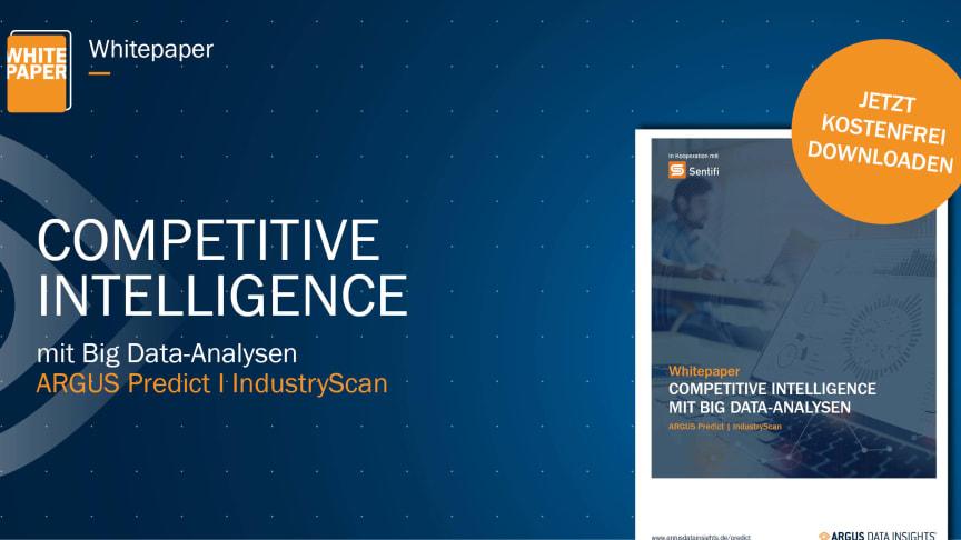 ARGUS Predict Whitepaper   Competitive Intelligence mit Big Data-Analysen