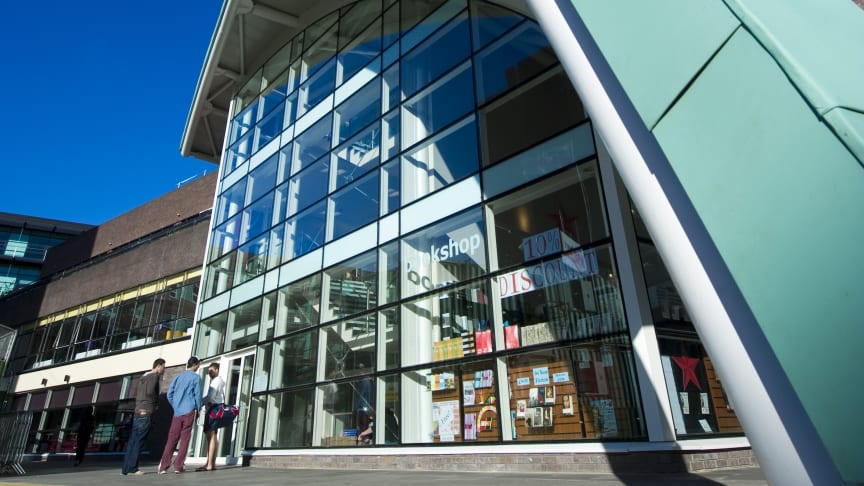 Northumbria Students' Union reap national reward