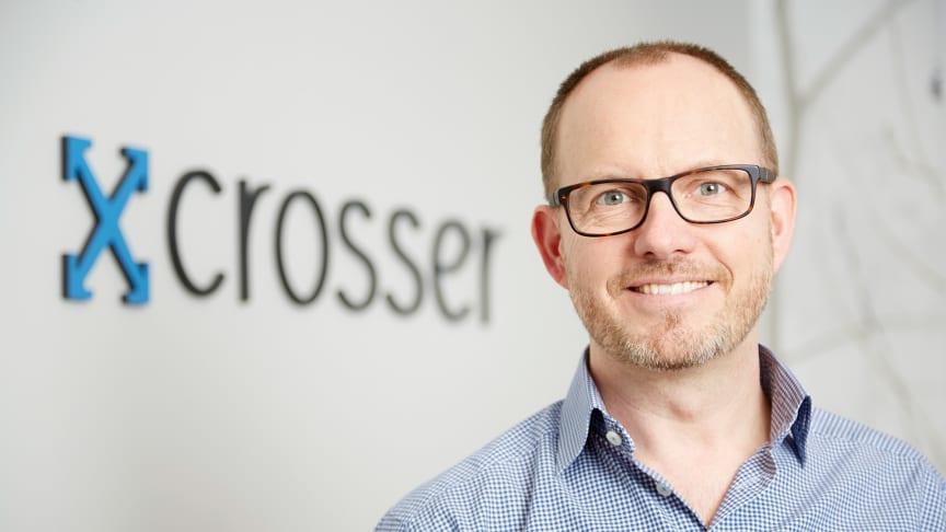 Crosser Technologies CEO Martin Thunman