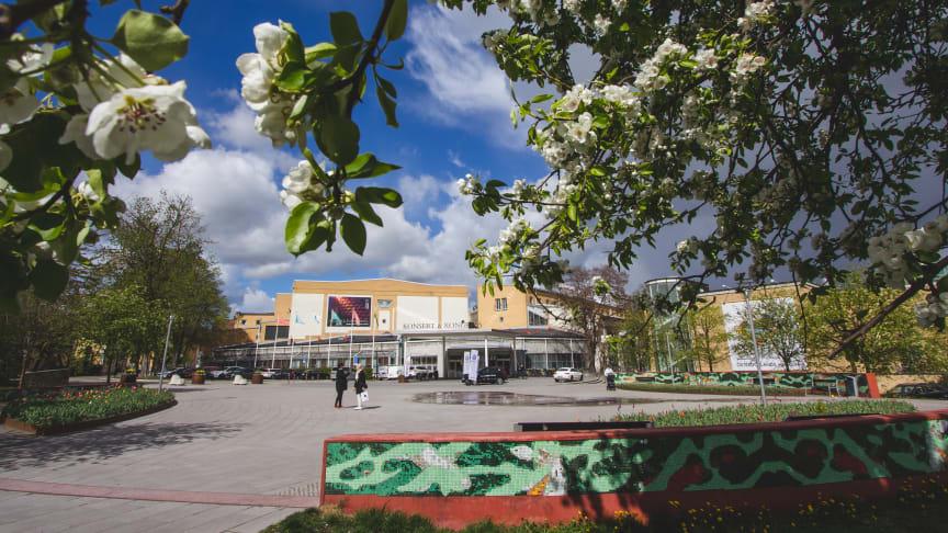 Linköping Konsert & Kongress. Foto: Visit Linköping & Co