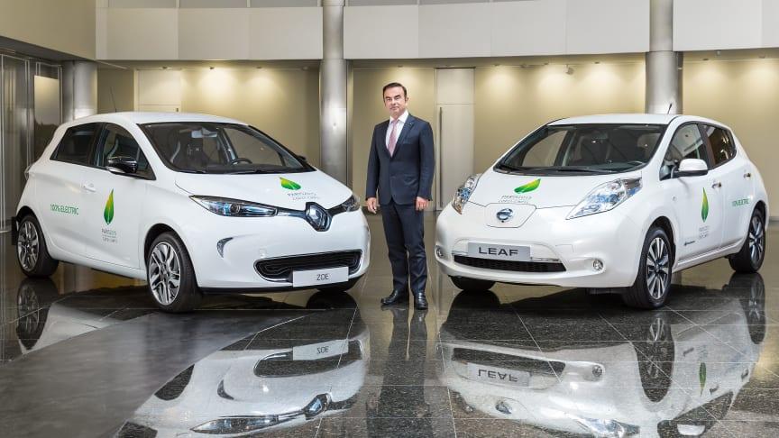200 elbiler til klimatopmøde i Paris
