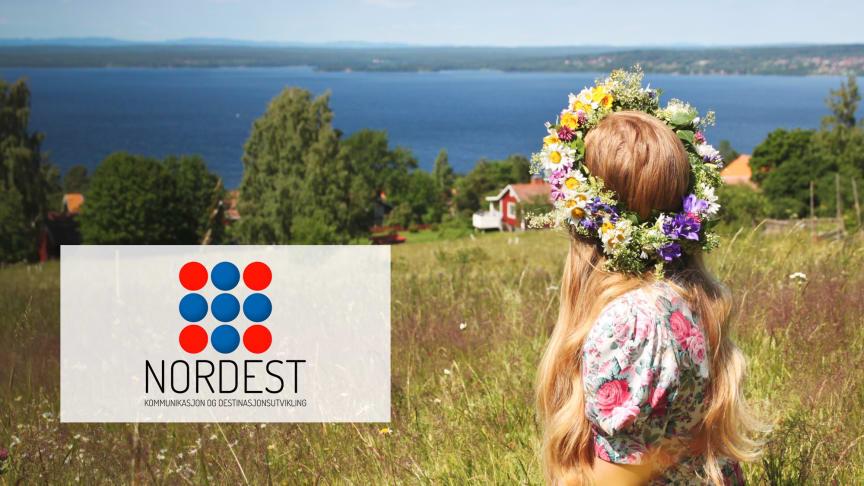 Folden Kommunikasjon bytter navn til Nordest og inngår samarbeid med SveDest (Svensk Destinationsutveckling)
