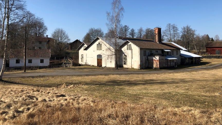 Karmansbo Bruksmiljö har utsetts till Årets Arbetslivsmuseum 2022.