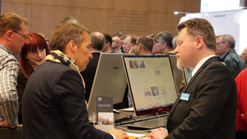 Fragen, informieren, austauschen beim Börsentag kompakt in Nürnberg