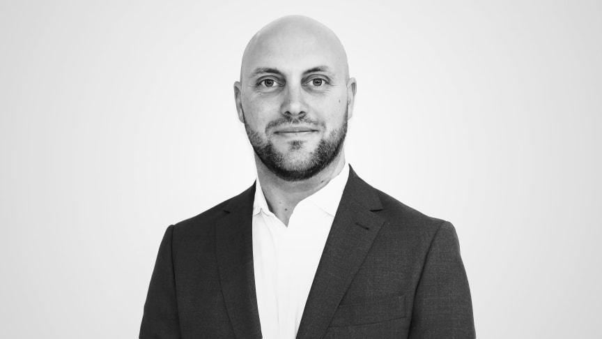 Staffan Unge ny partner hos Slättö i rollen som affärsutvecklingschef