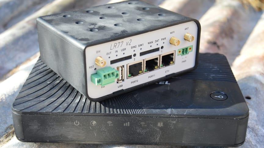 4G router bootcamp: routrar direkt från frysen
