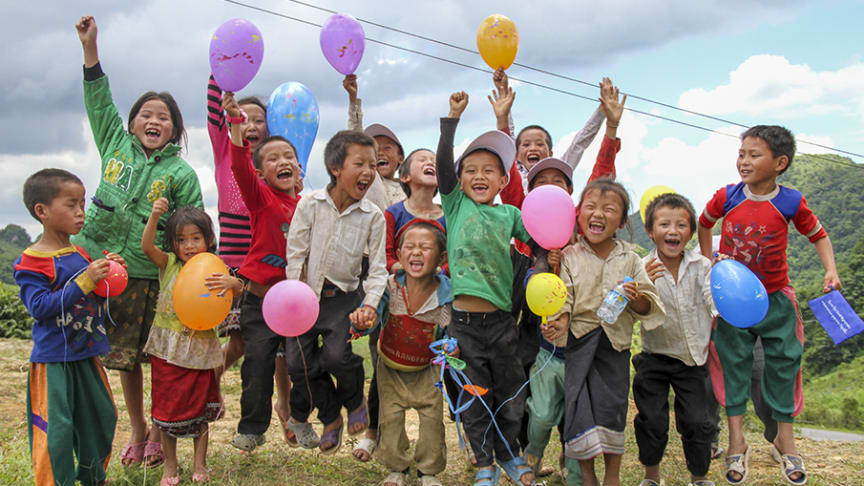 Den 20 november 2019 fyller barnkonventionen 30 år!
