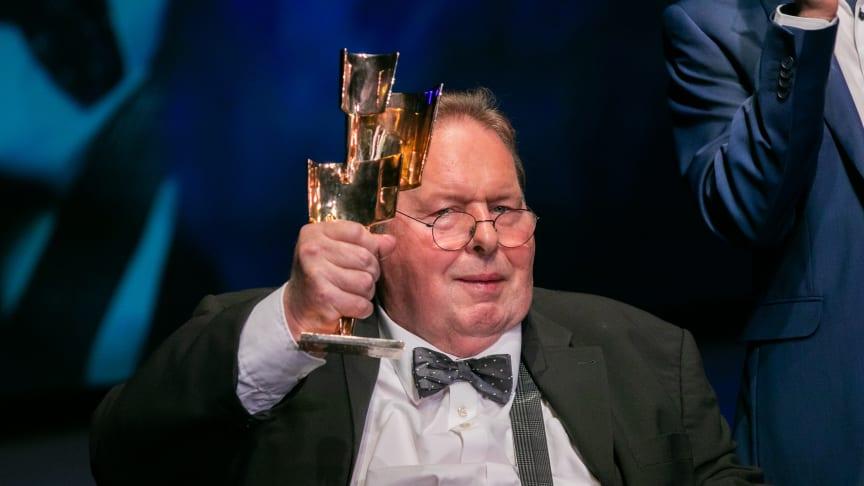 Kulturpreis Bayern 2019 für Ottfried Fischer. Der Schauspieler und Kabarettist bekam den Sonderpreis des Staatsministeriums für Wissenschaft und Kunst.