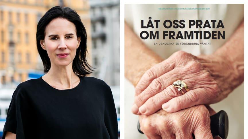Ny analys: Så mycket växer åldersgruppen 80+ i Stockholms alla kommuner