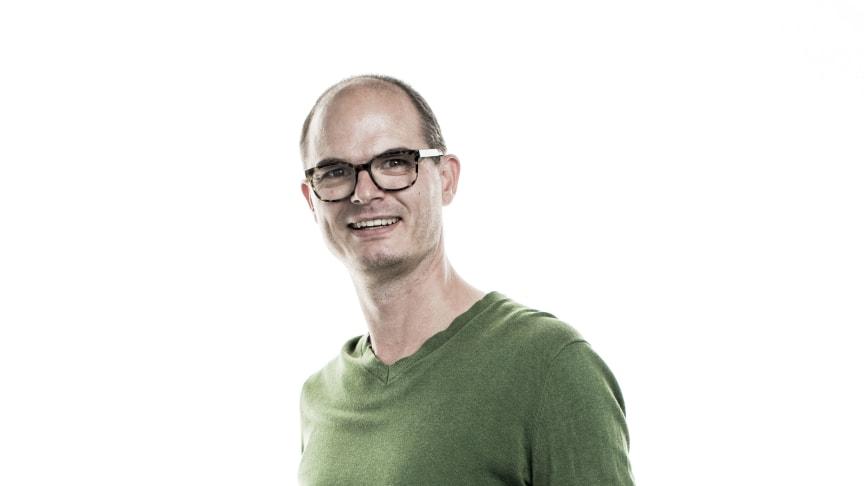 Christian Hoffmann (42) er ny privatkundedirektør i Telenor Danmark.