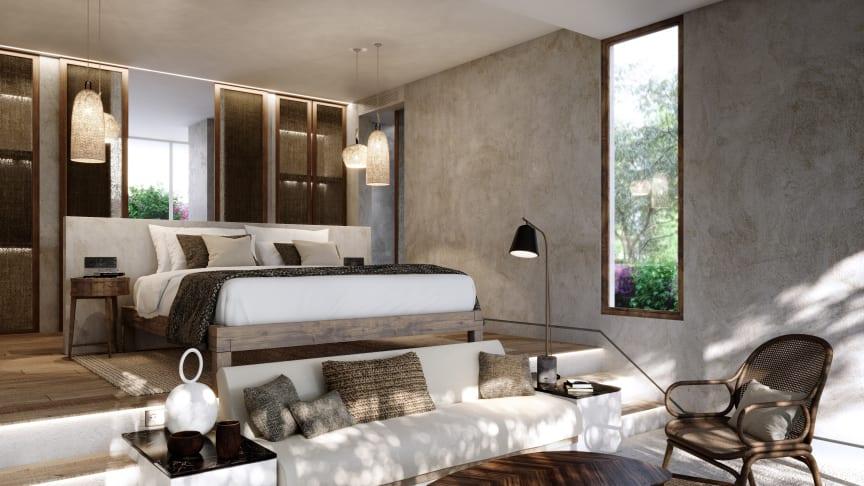 Das SO/ Sotogrande Resort & Spa wird das erste Haus der Marke in Spanien  © SO/ Hotels & Resorts