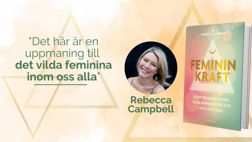 En bok om systerskap och skifte från maskulin till feminin energi
