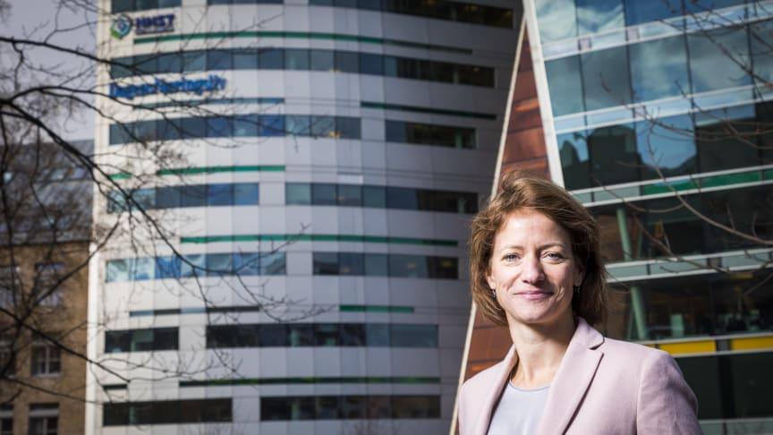 NHST Media Group CEO Hege Yli Melhus Ask