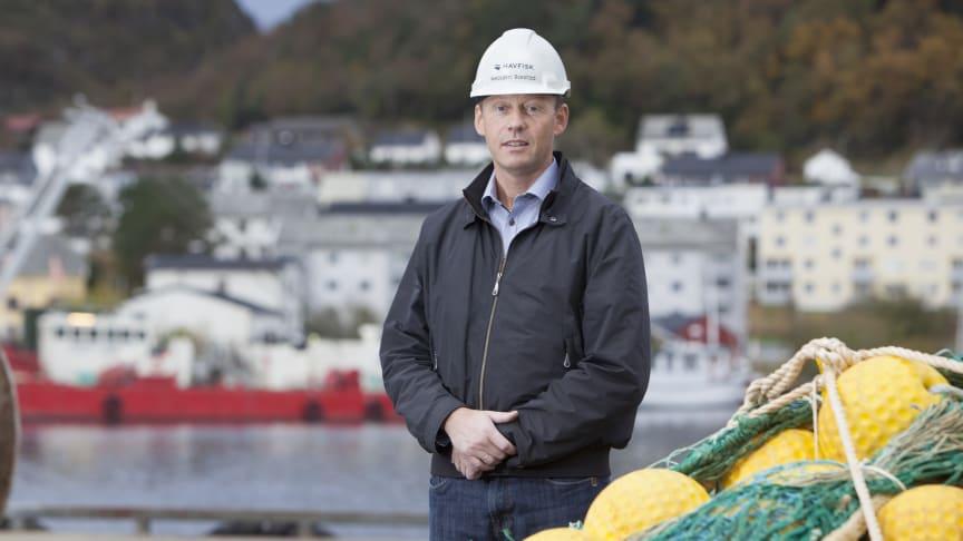 Konsernsjef Webjørn Barstad i Havfisk (Foto: Havfisk)