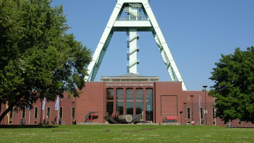 Auch das Bergbaumuseum Bochum fährt langsam wieder an. Foto: RTG/Schlutius