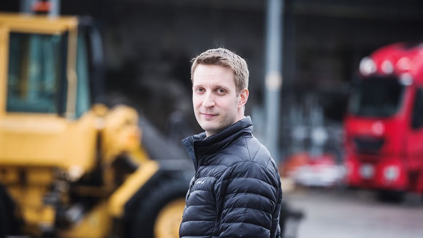 Tuomas Myllysellä on käytännön kokemusta Cramon monista töistä ja yksiköistä. Vuokrauksen johtaja uskoo ensi vuoden olevan postiviinen niin myynniltään kuin uusien asiakkaiden hankinnassakin.