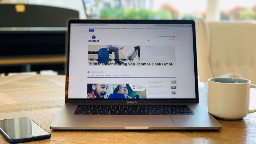 Die Zurich Gruppe Deutschland schickt alle Mitarbeitenden ins Home Office.