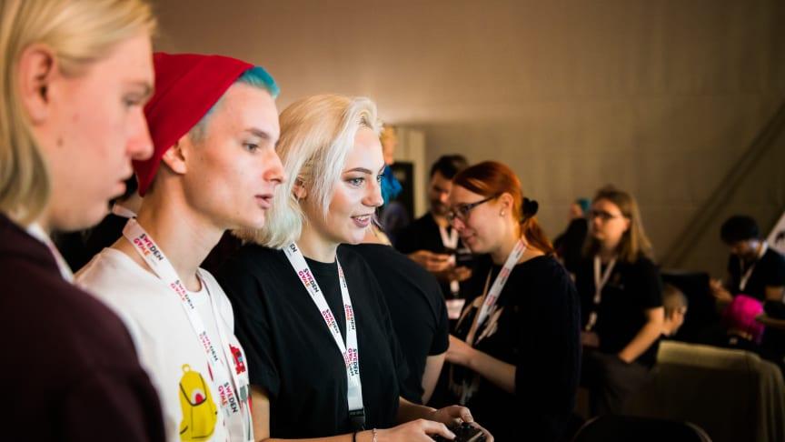 Sweden Game Conference blir digital