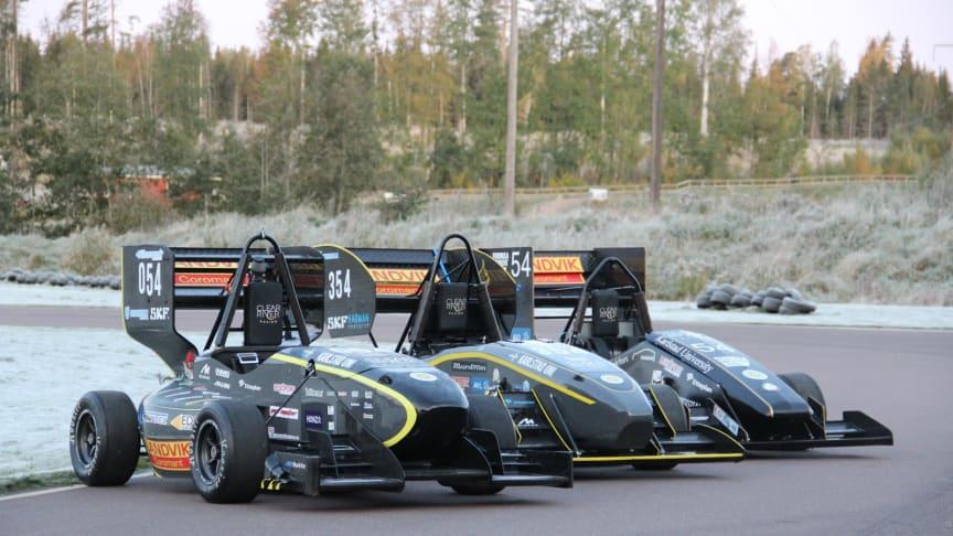 Pressinbjudan: Formula students release av årets bil