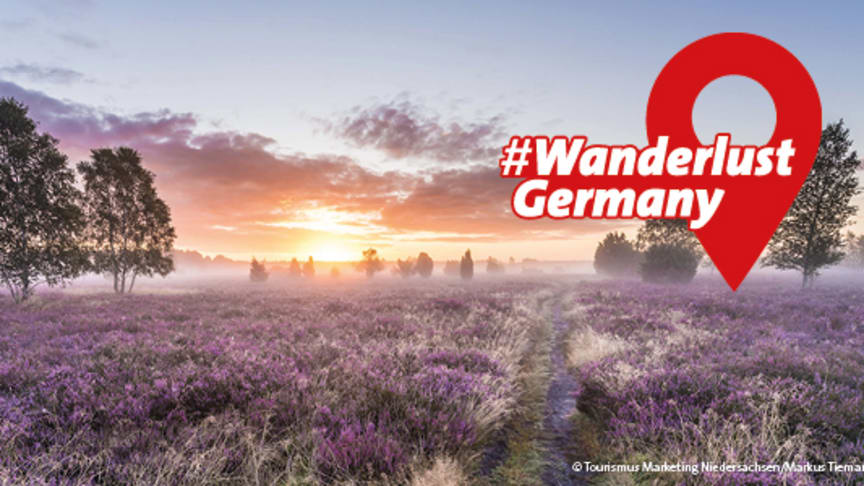 Tyskland Header #WanderlustGermany 2020 Newsletter