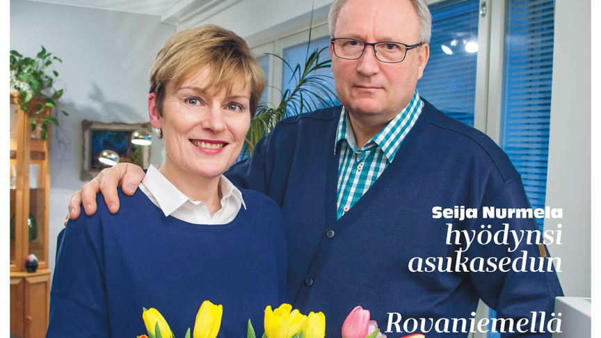 AVAIN&Koti -lehti on ilmestynyt