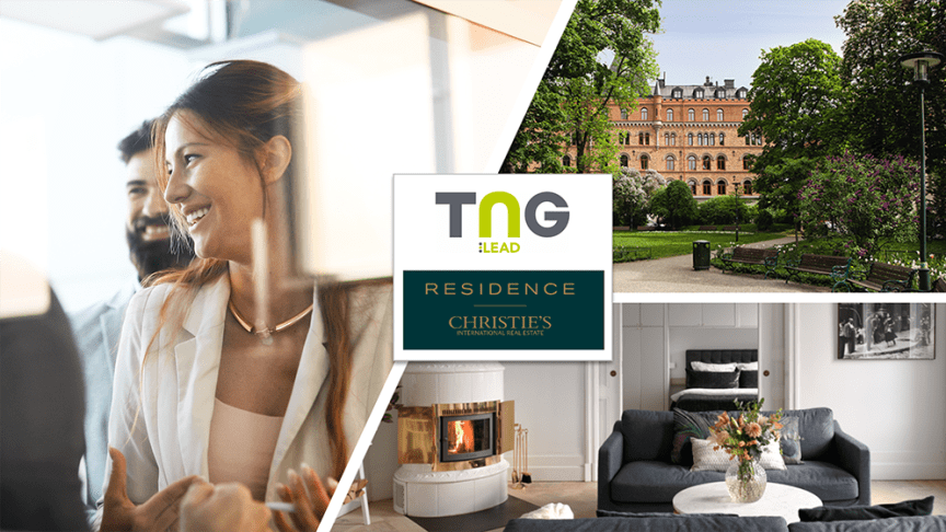 Residence Christie's samarbetar med TNG Lead för att rekrytera ledare fördomsfritt