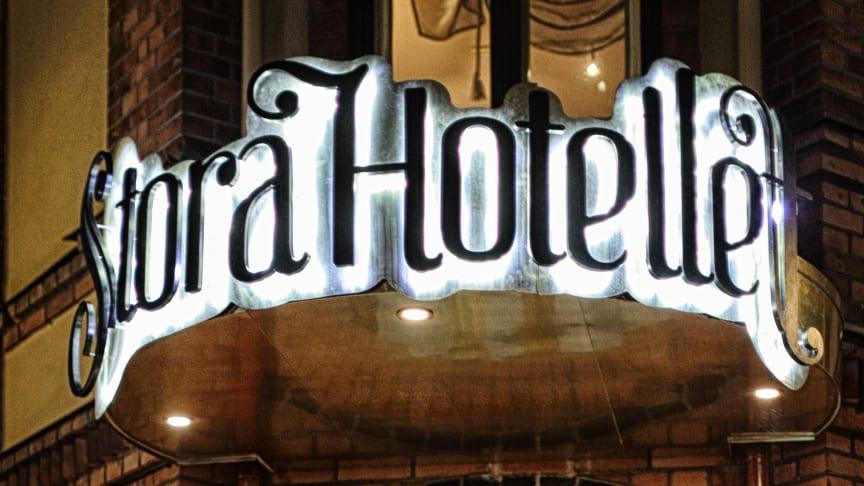 Ett av Sveriges mest romantiska hotell finns i Umeå!