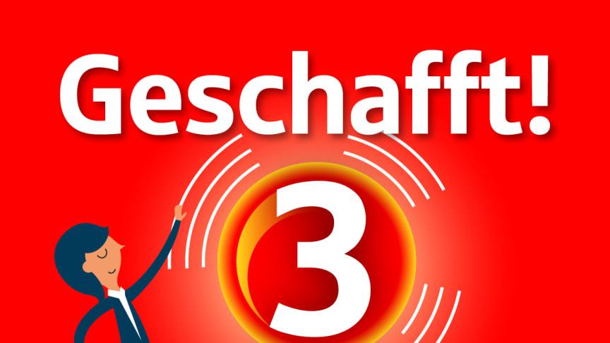 In den vergangenen zweieinhalb Jahren haben die Münchner mit ihren Spenden dazu beigetragen, dass auf der Online-Plattform www.gut-fuer-muenchen.de jetzt die 3 Mio-Euro-Marke geknackt ist.