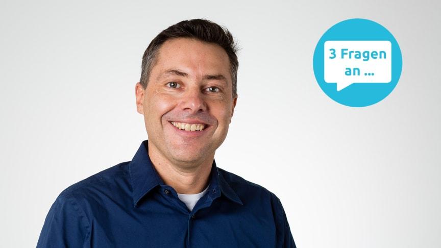 3 Fragen an Dr. Christoph Gatzen