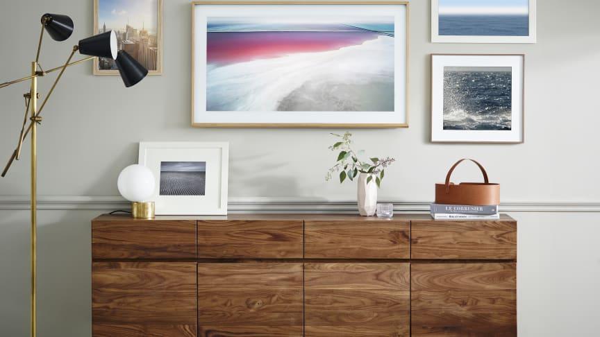 Samsung presenterar nya QLED TV och The Frame på lanseringsevent i Paris