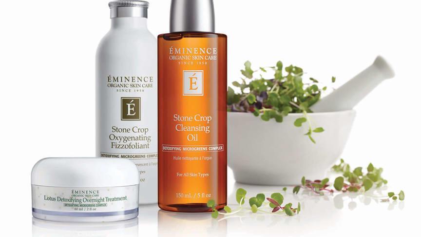 Éminence Microgreens Detox Collection - Detox, Renew, Infuse