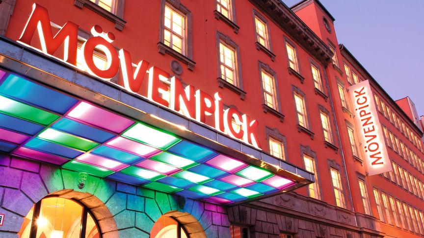 Außenansicht des Mövenpick Hotel Berlin  © Mövenpick Hotels & Resorts