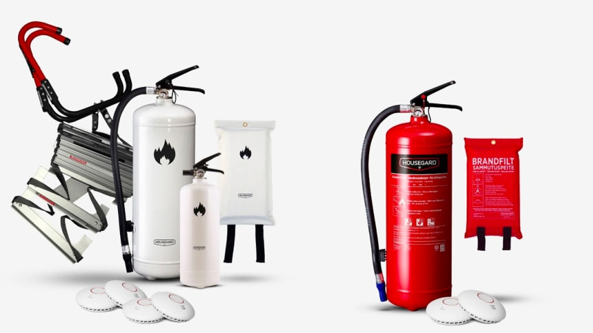 Brandskydda hemmet med Hemmys färdiga kit